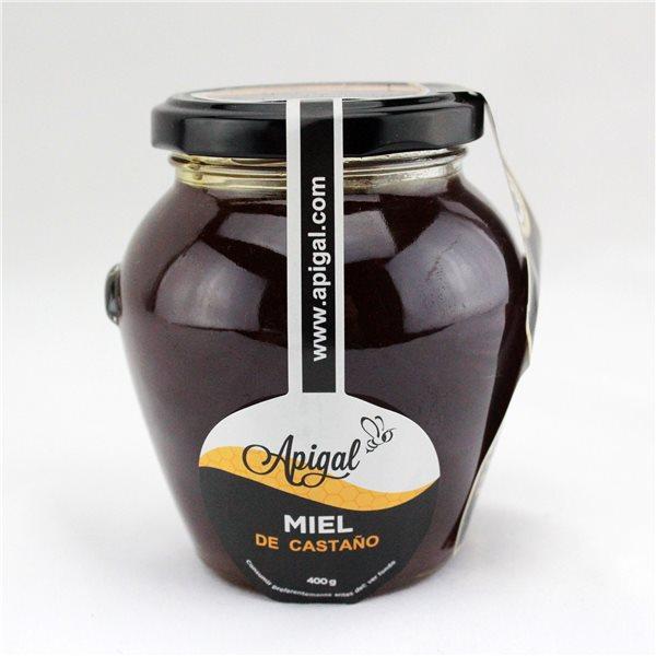 Miel de castaño 400g