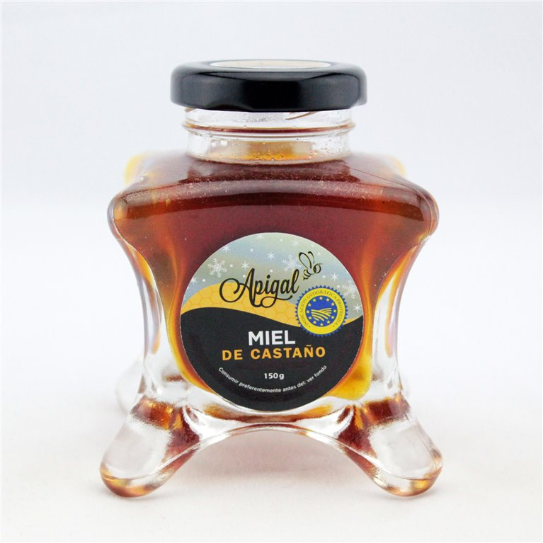 Miel de castaño Gourmet 150g