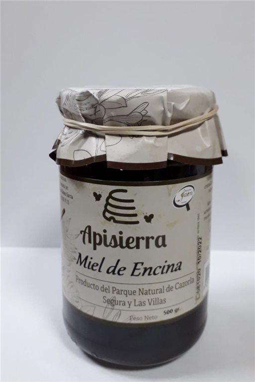 Miel de Encina 500 gr.