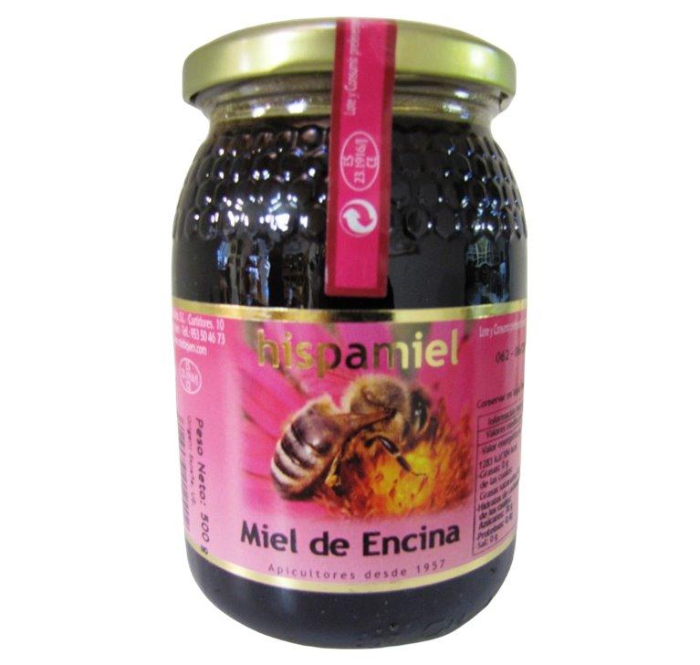 Miel de Encina 500 gr