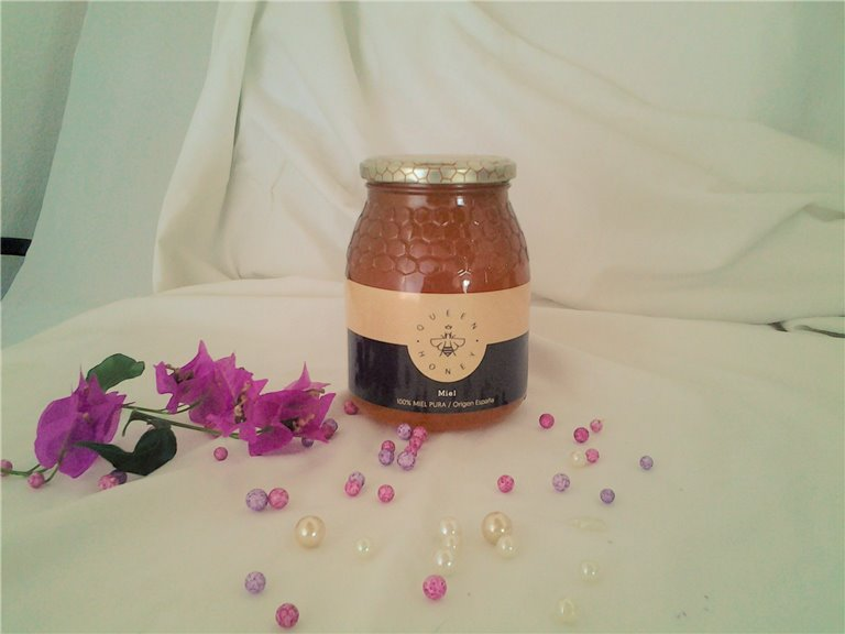 Miel de Flores 1kg, 1 ud
