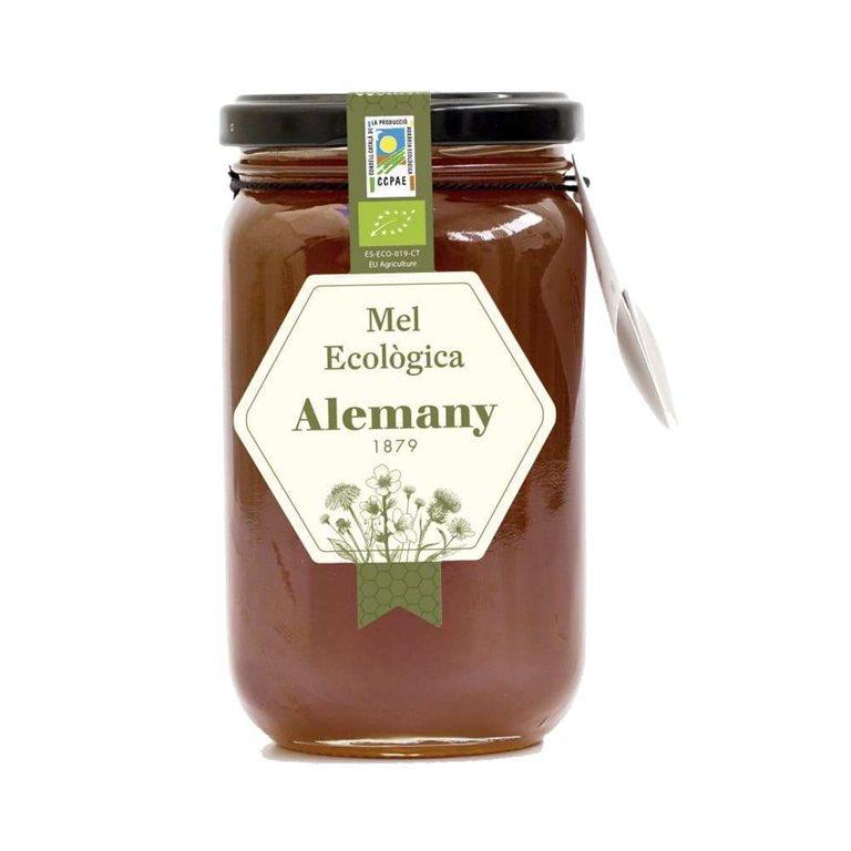 Miel de Flores Eco 500g Alemany