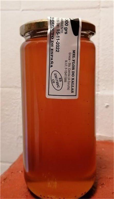 Miel de Galicia natural.