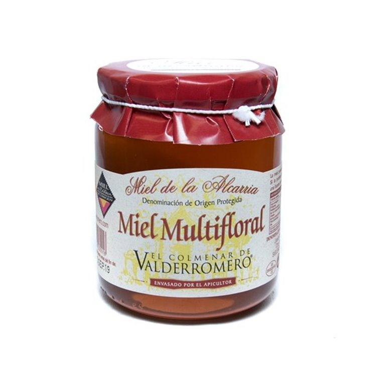 Miel de la Alcarria Multifloral, 1 ud