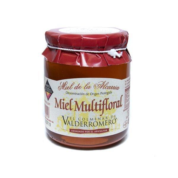 Miel de la Alcarria Multifloral
