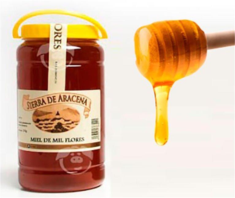 Miel de la Sierra de Aracena, 1 ud