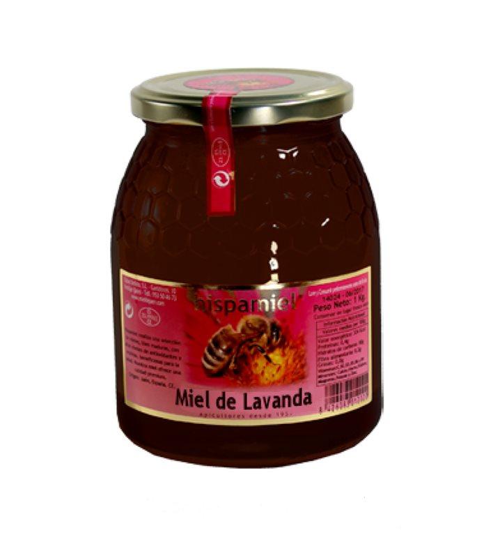 Miel de Lavanda. 1kg