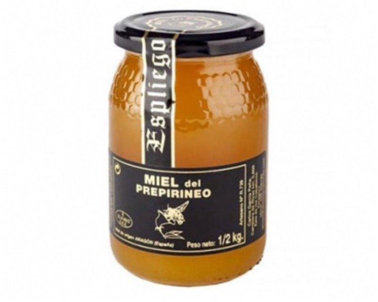 Miel de lavanda del Prepirineo 500gr, 1 ud