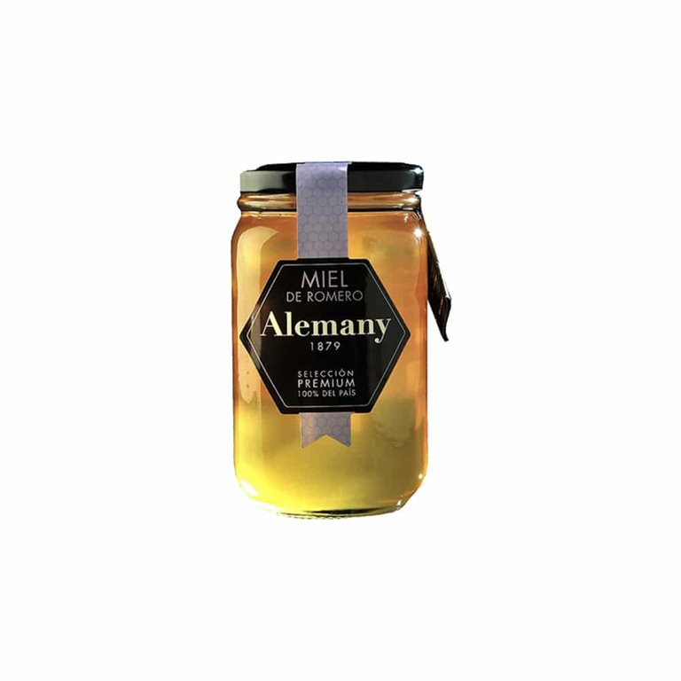 Miel de Limonero 500g Alemany