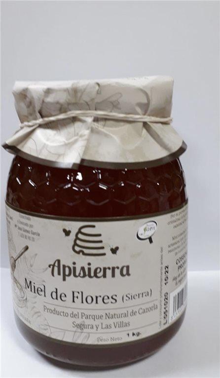 Miel de Mil Flores 1 kg