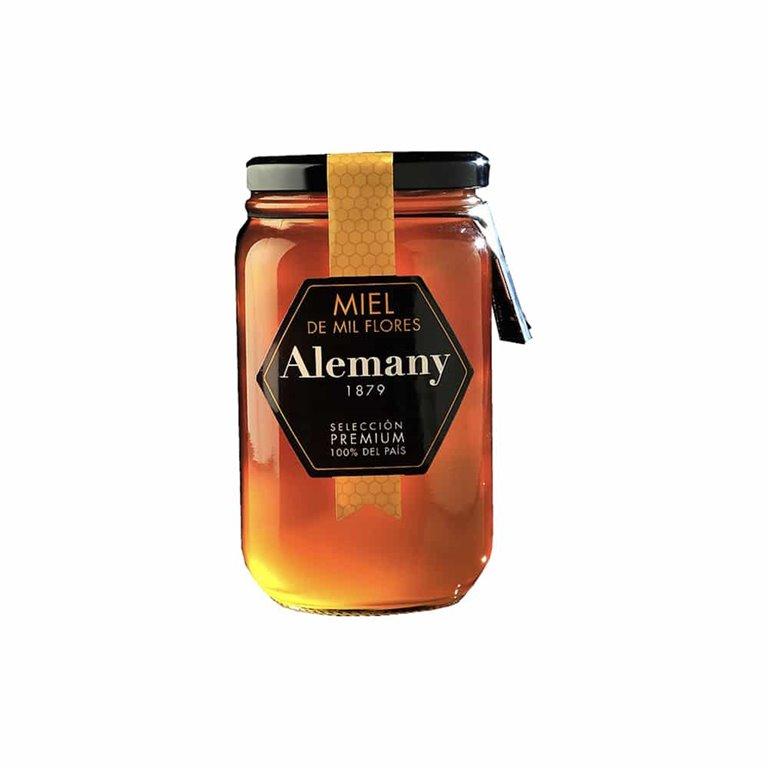 Miel de Mil Flores 500g Alemany