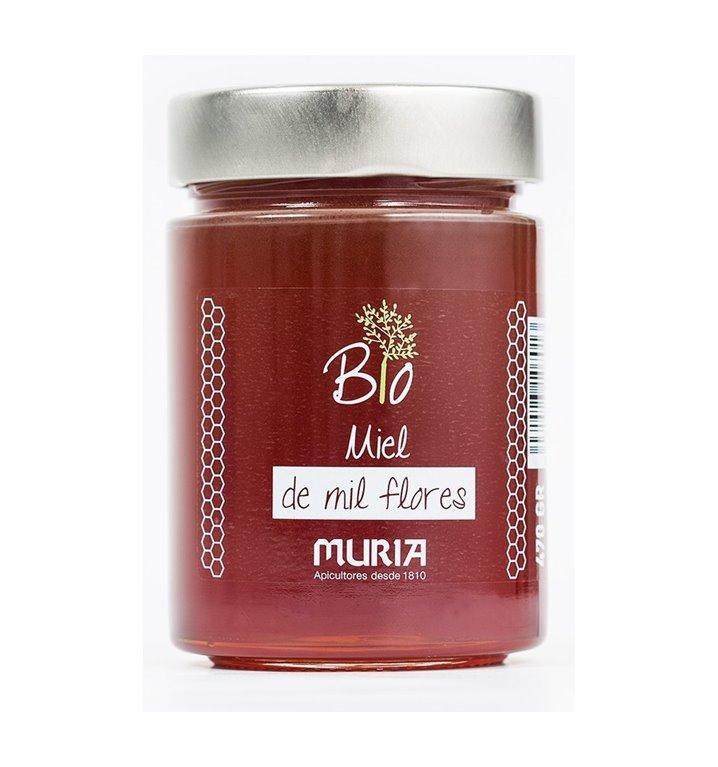Miel de Mil Flores Bio 470g