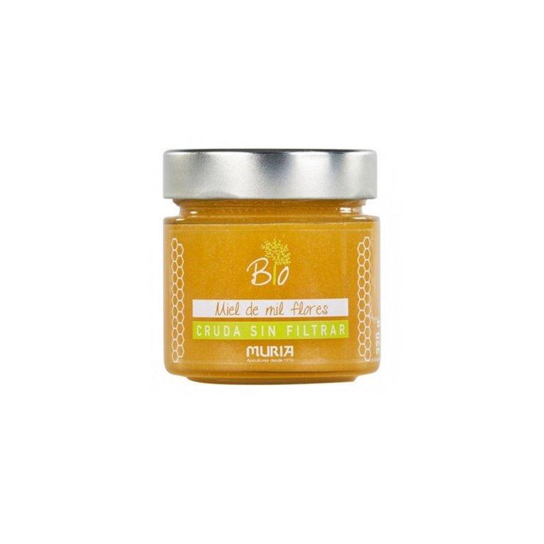 Honey of Thousand Flowers Raw Eco Muria 320g