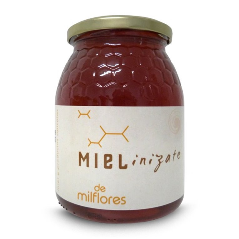 Miel de Milflores 1kg