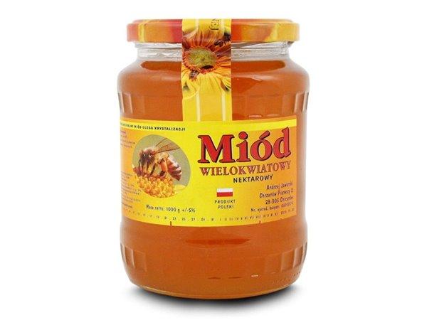 Miel de Milflores - Los Prados de Polonia 1kg
