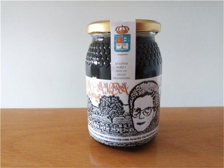 Miel de Roble y Brezo (500 gr)