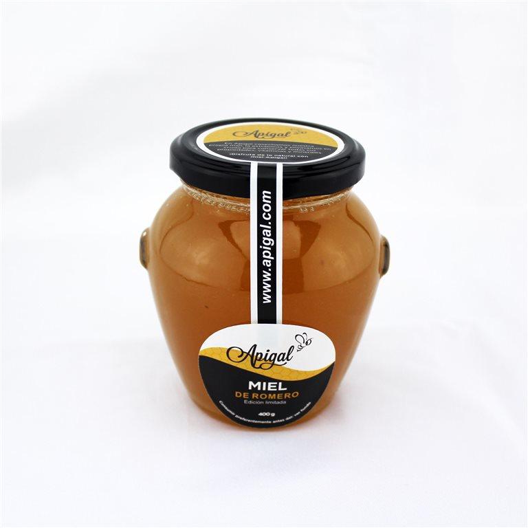 Miel de romero 400g