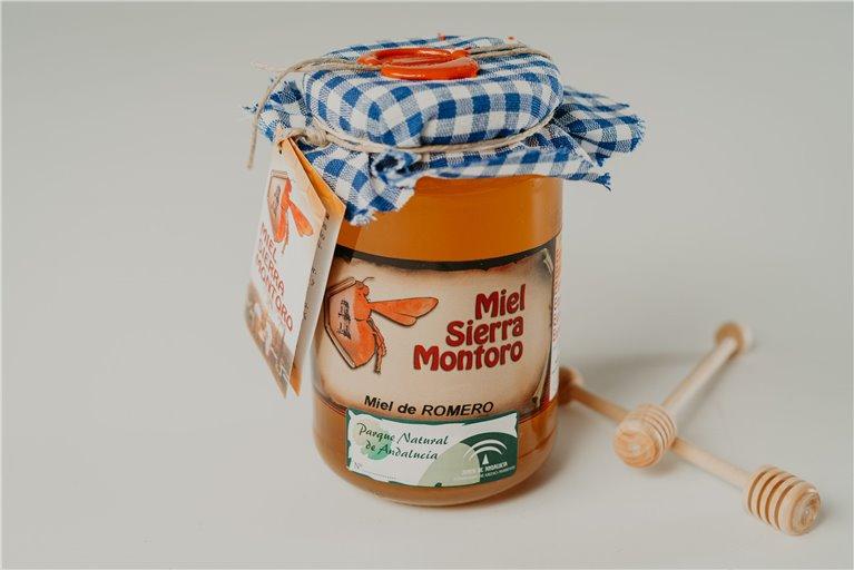 Miel de romero, 500 gr
