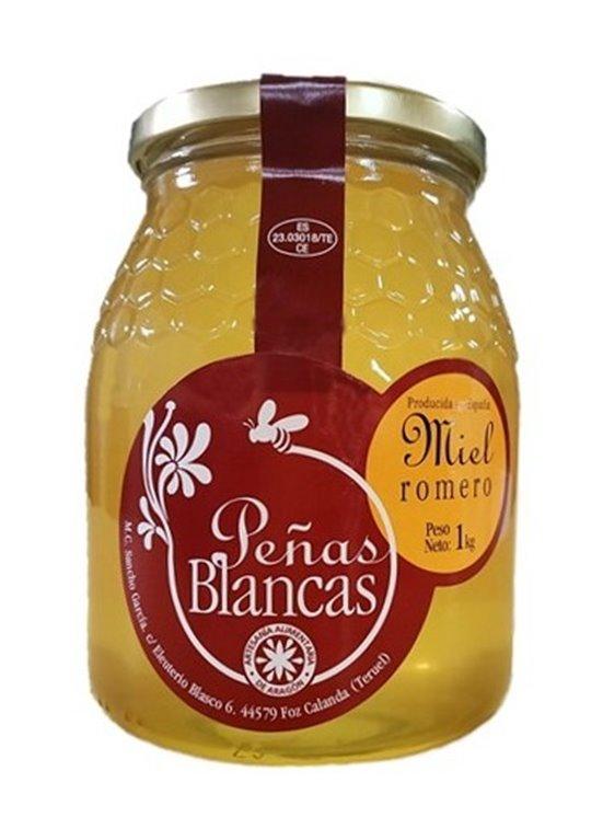 Rosemary honey Peñas Blancas 1kg