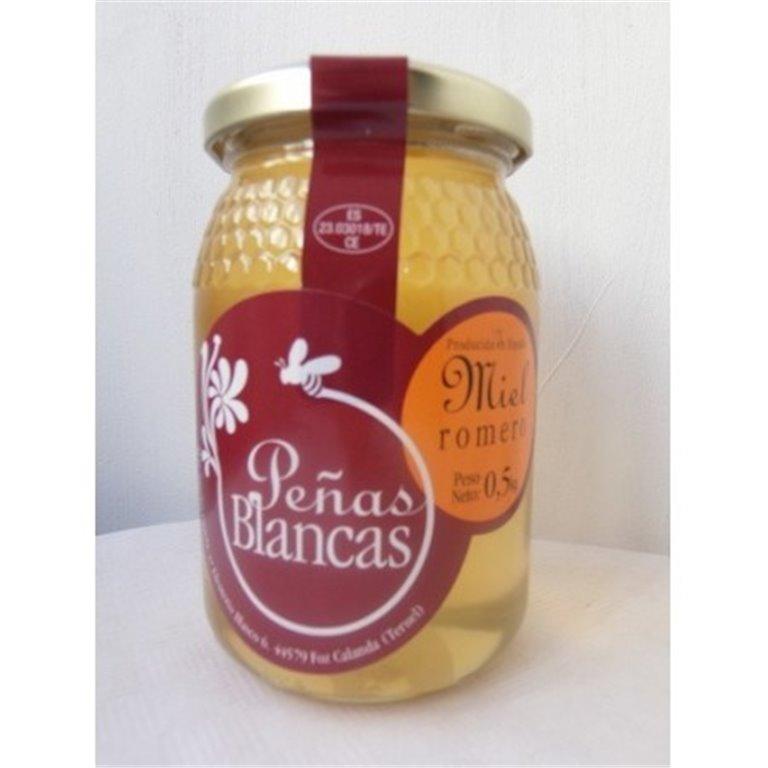 Miel de romero Peñas Blancas 500gr, 1 ud