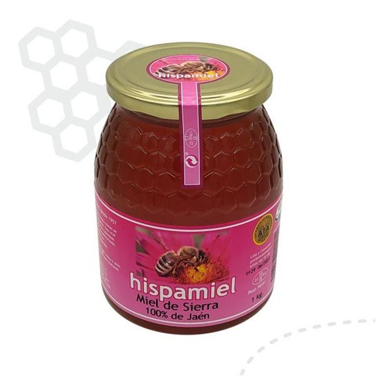 Miel de Sierra (Flores) 1kg