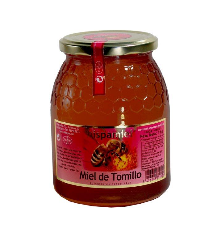 Miel de Tomillo. 1 kg