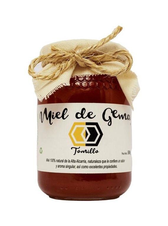 Miel de Tomillo 100% Natural