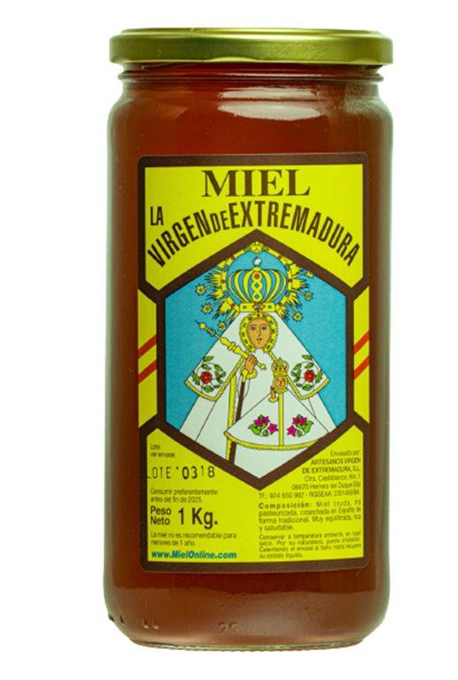 Miel de Tomillo 500gr, 1 ud