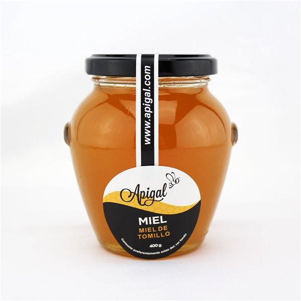Miel de tomillo 400g