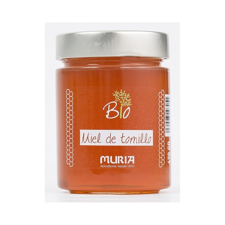Miel de Tomillo Bio 470g