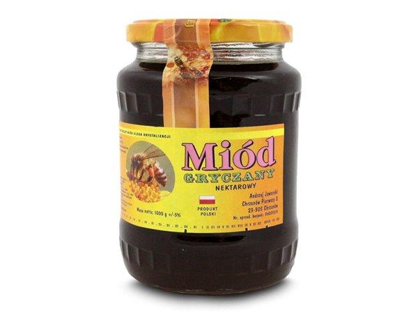 Miel de Trigo Sarraceno 1kg