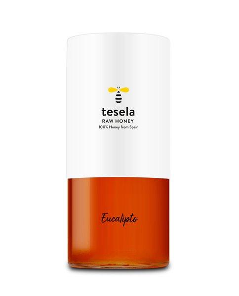Miel d'eucalyptus premium 320 gr