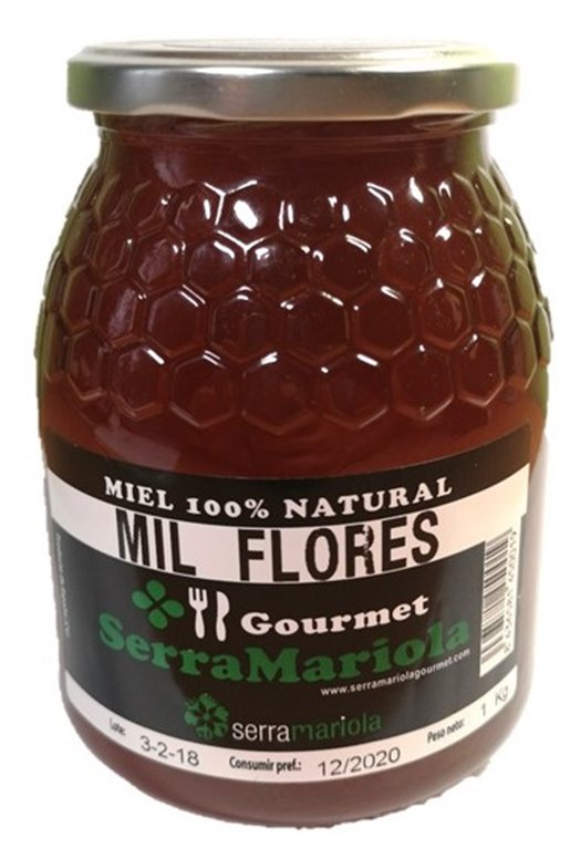 MIEL FLORES 0,5 K