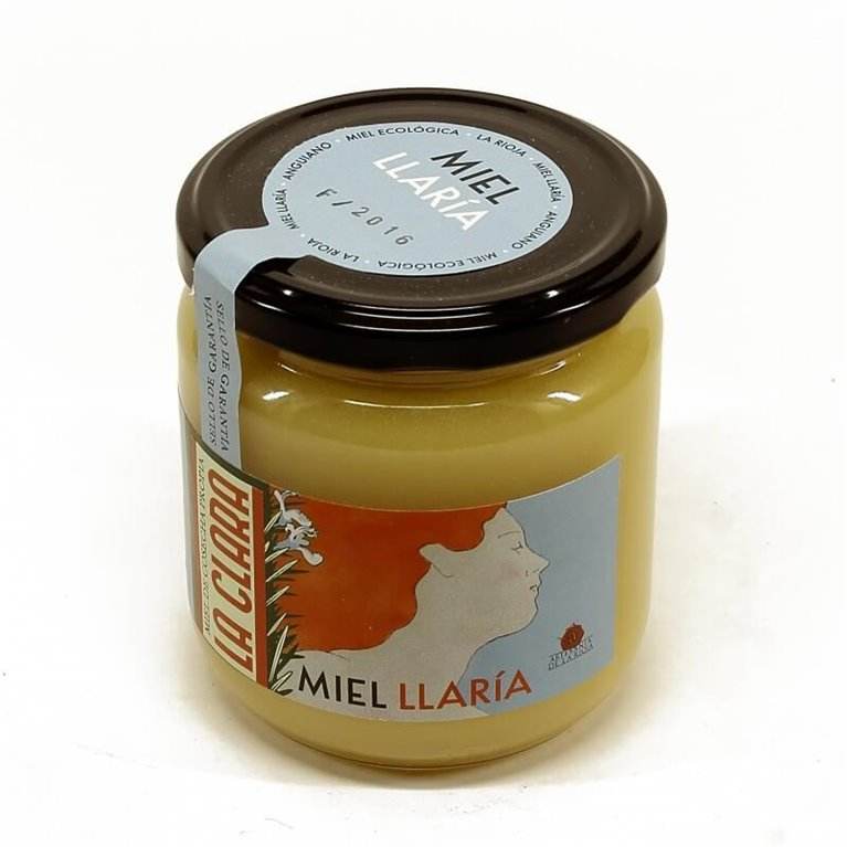 Miel  La Clara LLaría, 1 kg
