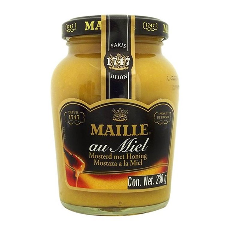 Miel Maille, 1 ud