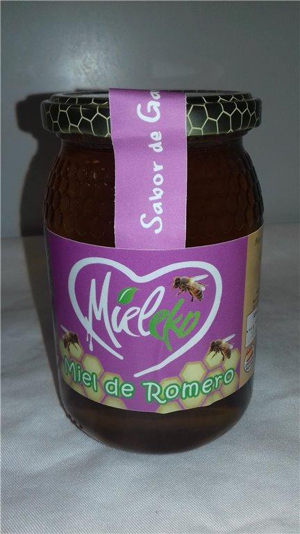Miel Mieleko de Romero, 1 ud