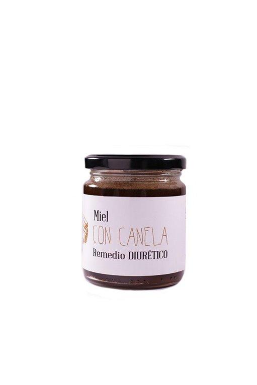 Miel natural con Canela
