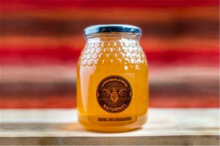 Miel pura de naranjo (tarro de 500gr)
