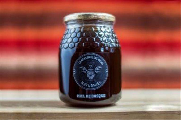 Miel pura del bosque (tarro de 500gr)