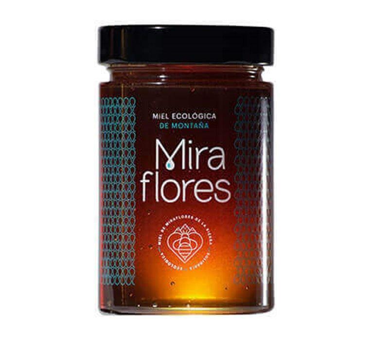 Miel Pura Ecológica - Miraflores de la Sierra