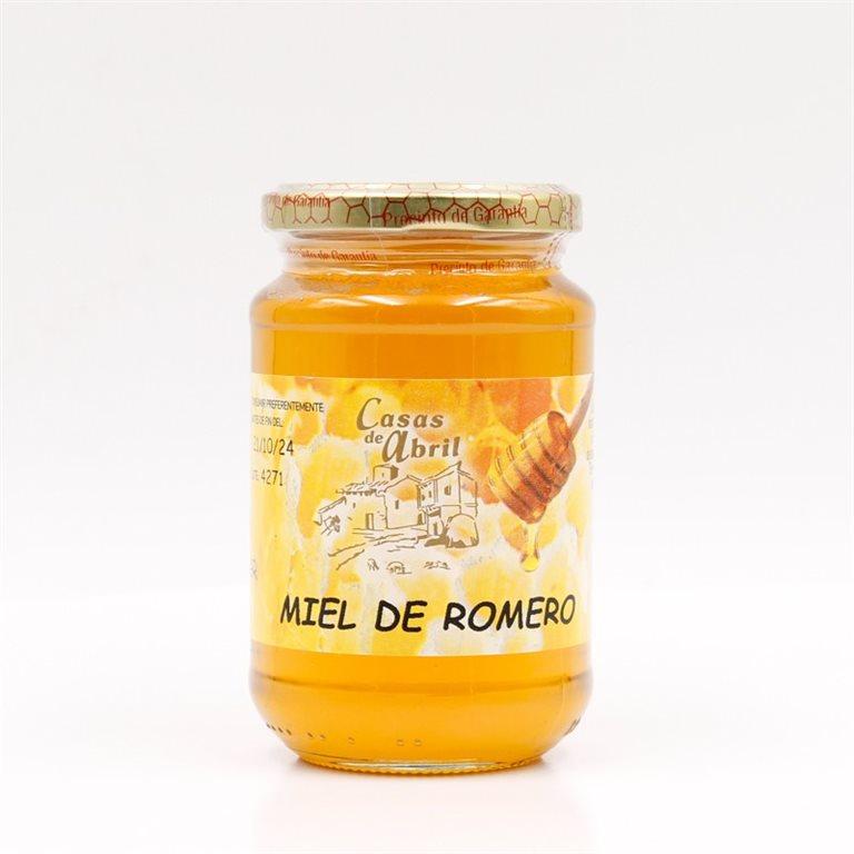 Miel Romero Casas de Abril 1/2 kg
