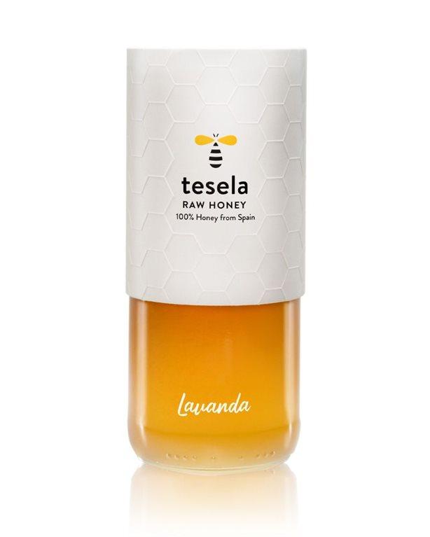 Honey Solar pure natural gourmet Lavender gourmet Solar honey Tesela
