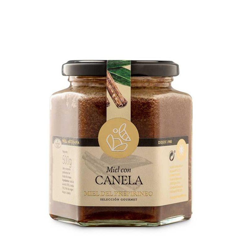 Honey and cinnamon Pre-Pyrenean Honey