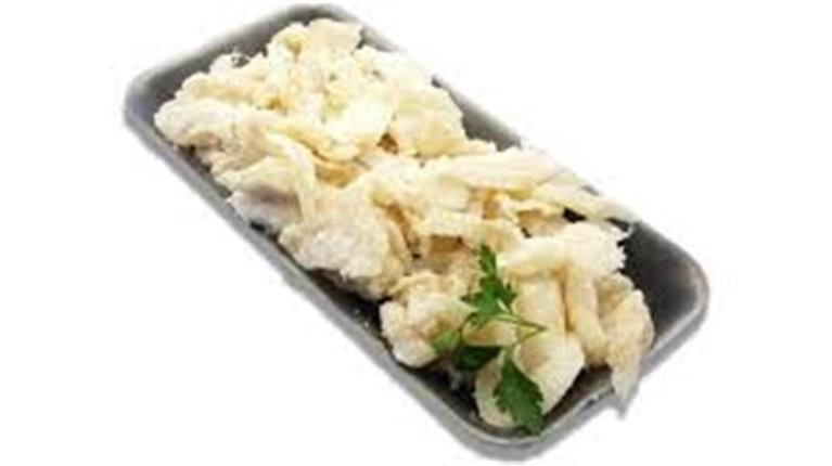 Migas de Bacalao salado