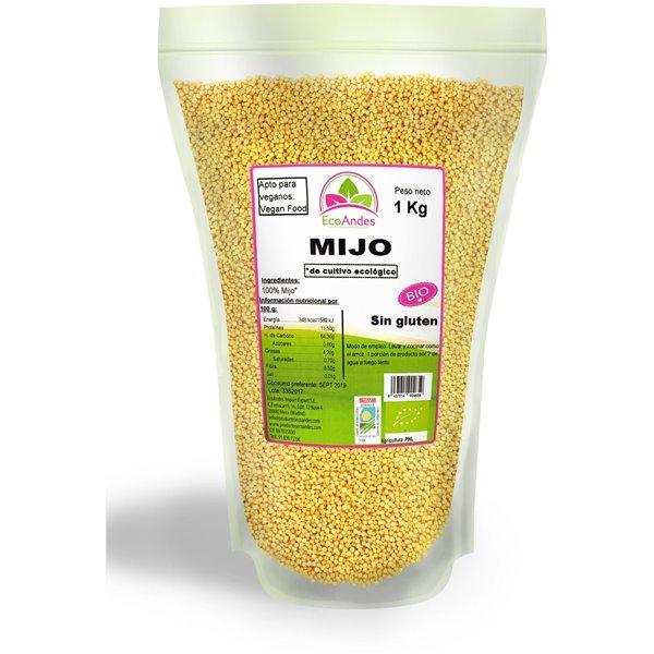 Grano de Mijo Bio 10kg