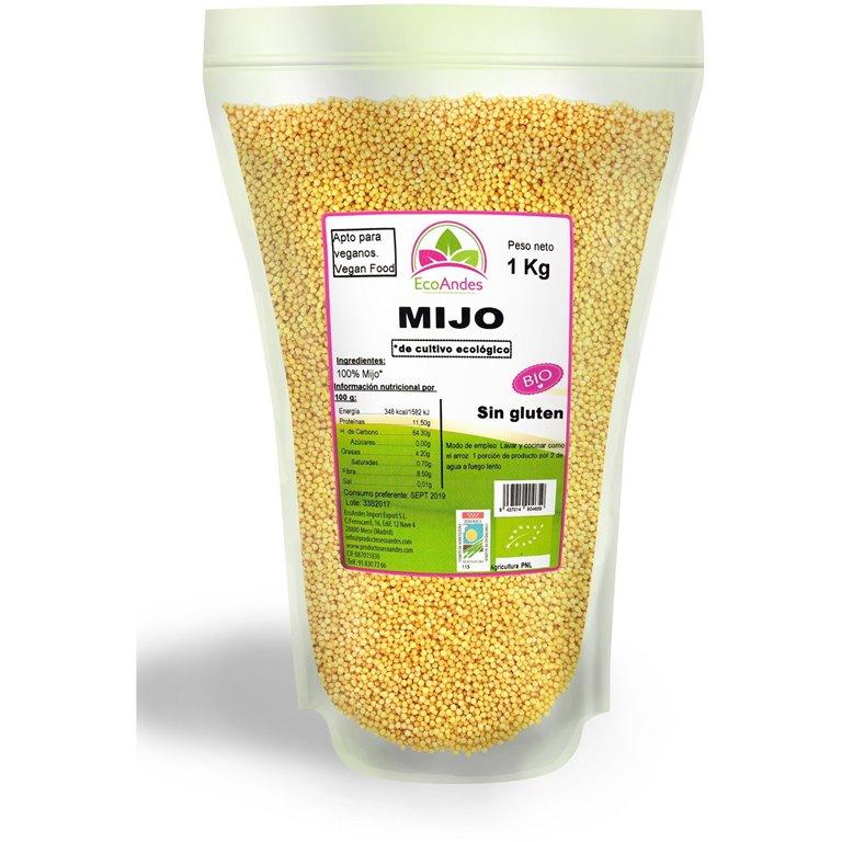Grano de Mijo Bio 25kg