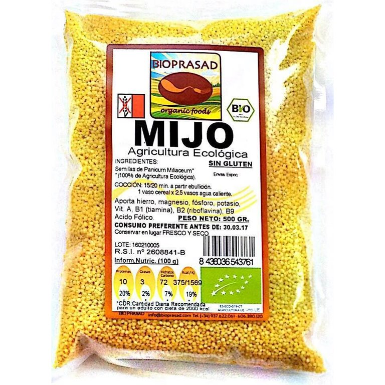Mijo Bio 500g