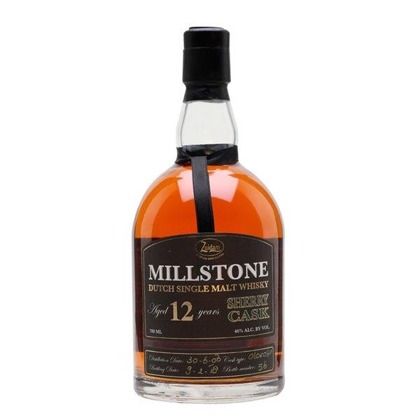 MILLSTONE 12 YO SHERRY CASK 0,70 L.