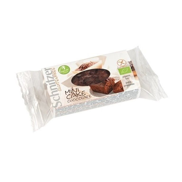 Mini Cake de Chocolate, 60 gr