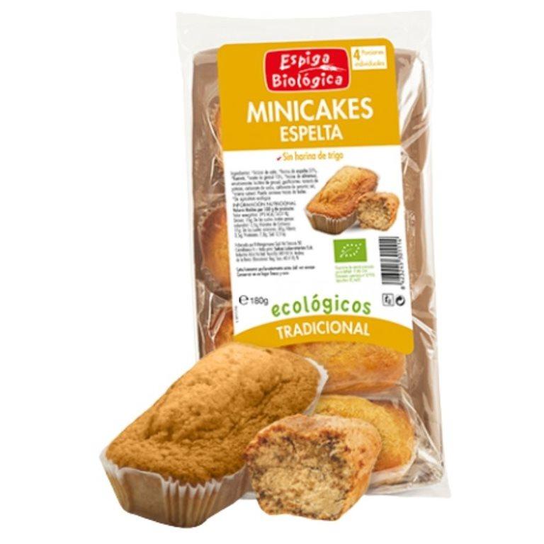 Mini Cakes de Espelta Bio 180g